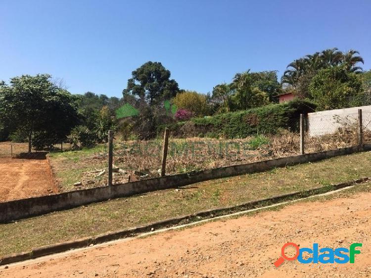 Terreno á venda no parque residencial atibaia.