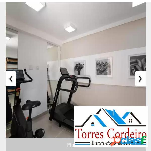 Apartamento para venda tem 40 metros quadrados com 2 quartos em Vila Andrad 1