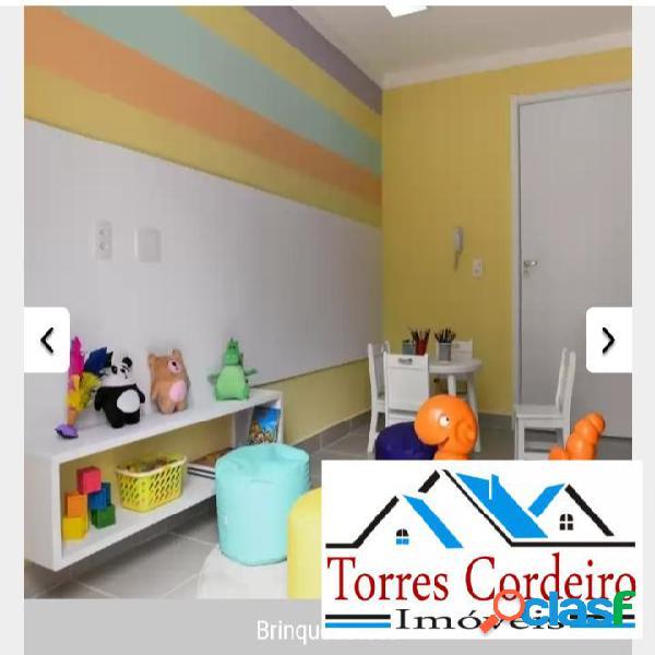 Apartamento para venda tem 40 metros quadrados com 2 quartos em Vila Andrad 2
