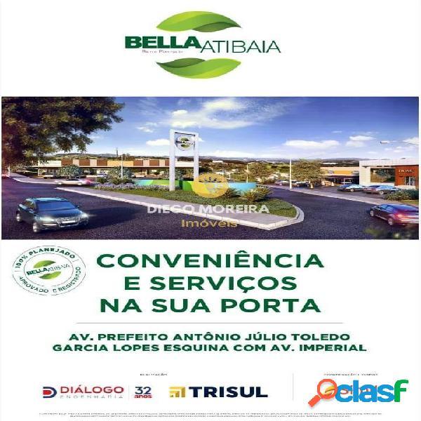 Terrenos á venda em loteamento Bella Atibaia - a partir de 175 m² 2