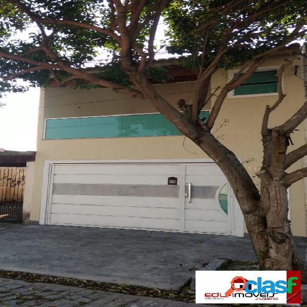 Casa residencial / vila maria de maggi / suzano.