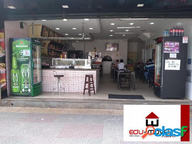 Lanchonete e restaurante / centro / suzano.