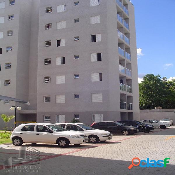 Apartamento em residencial vista da colina sorocaba