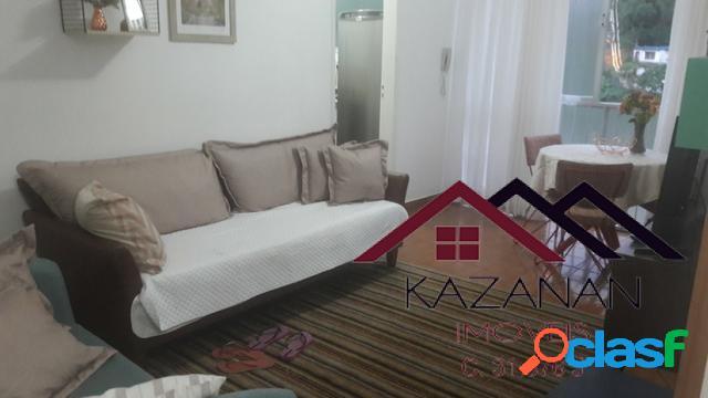 Um dormitório amplo - garagem - josé menino