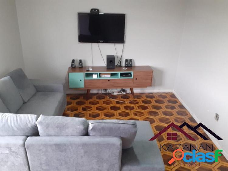 Apartamento 2 dormitórios - quadra da praia - São Vicente 1