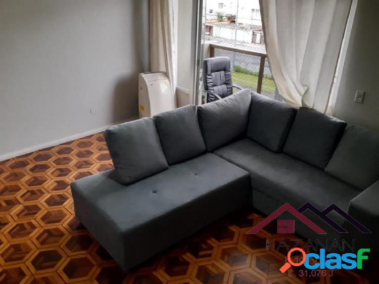 Apartamento 2 dormitórios - quadra da praia - São Vicente 2