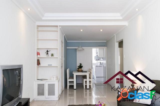 Apartamento - 3 dormitório (1 suíte) - gonzaga - santos