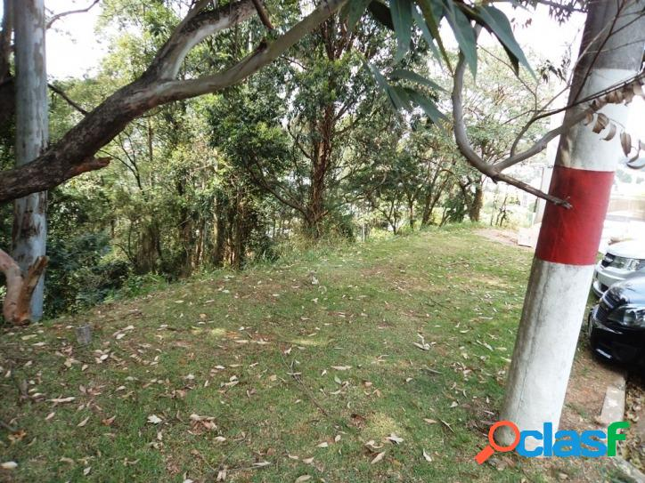 Terreno à venda no Residencial Tamboré 1 - 2735m² - Confira 1