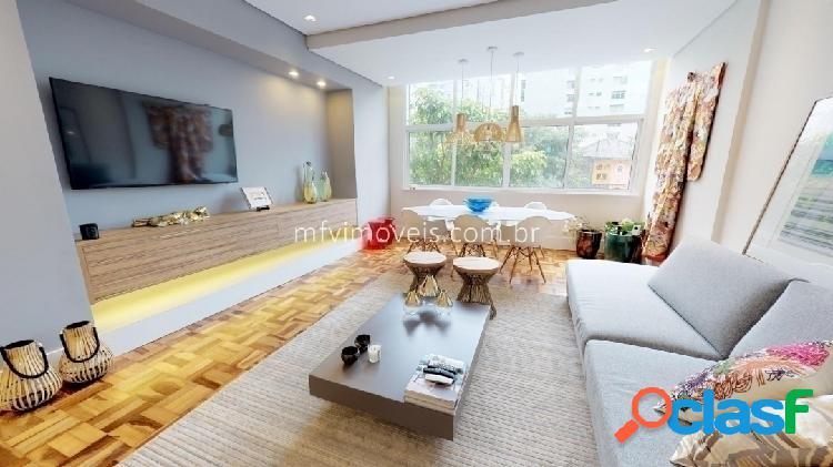 Apartamento 3 quartos à venda na avenida nove de julho - jardim paulista