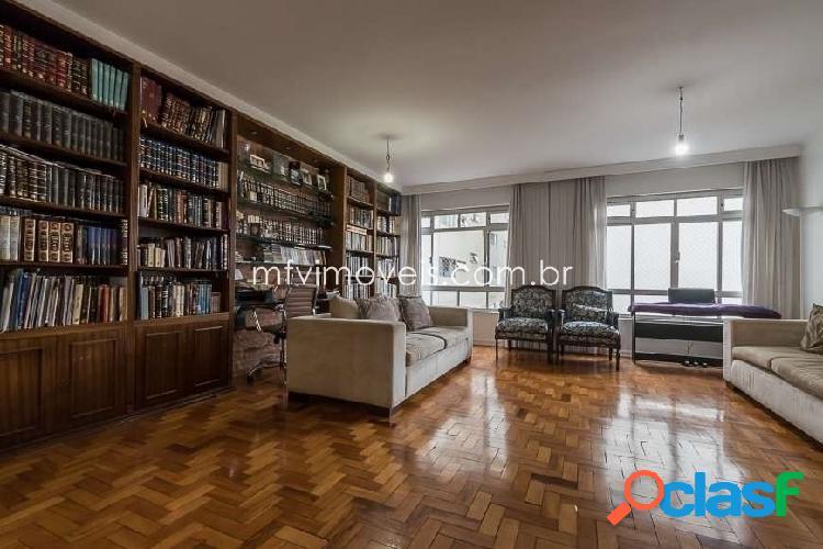 Apartamento de 3 quartos à venda na rua lisboa - pinheiros