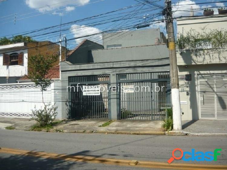 Casa 3 quartos à venda na rua dona maria carolina - jardim paulistano