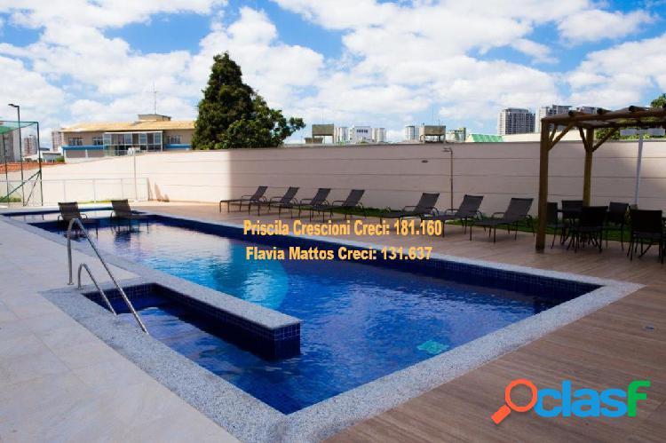 Lindo apartamento 82m² - residencial mobilità patriani - santo andré