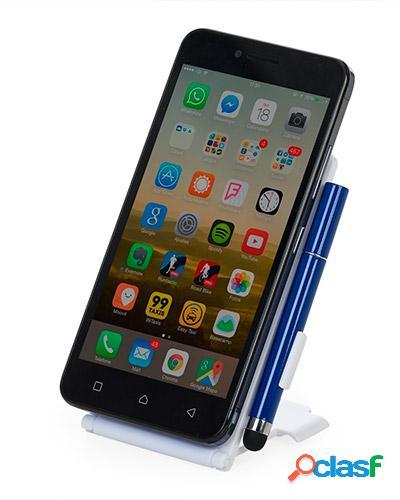 Porta celular personalizado com caneta