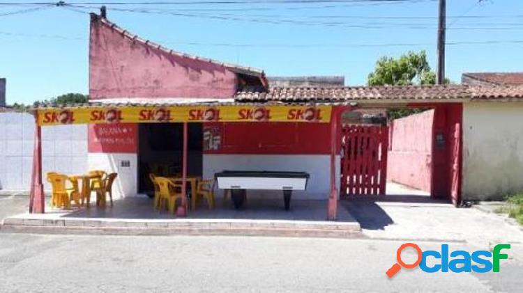 Casa com comercio no bairro campo eliseos em itanhaém