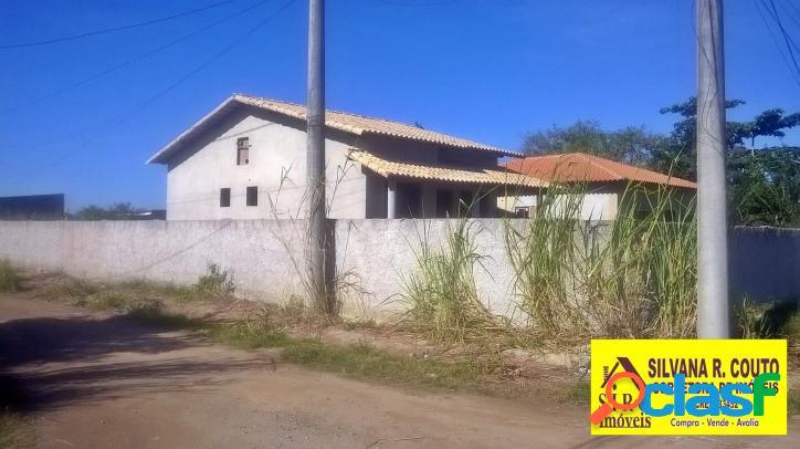 Casa 2 qts itaipuaçu- em obra r$ 130 mil à vista