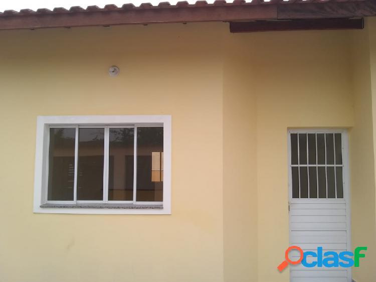 Casa nova, pronta para morar, bairro nova itanhaém