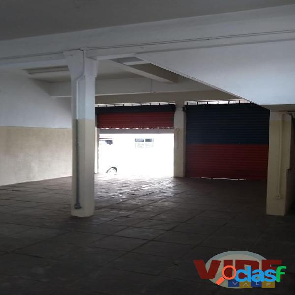 Jardim América: Salão Comercial em avenida c/ grande fluxo de veículos, SJC 1