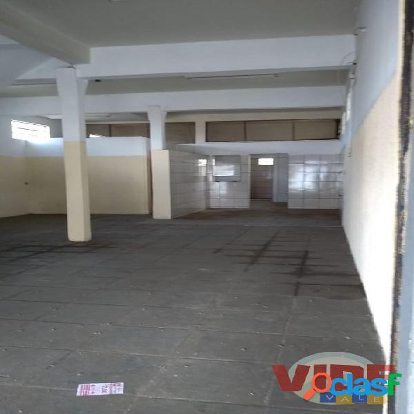 Jardim América: Salão Comercial em avenida c/ grande fluxo de veículos, SJC 3