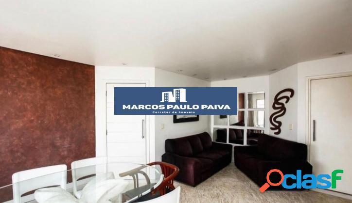 Apartamento em guarulhos no guaíra com 110 mts 3 dorm 1 suite 2 vagas