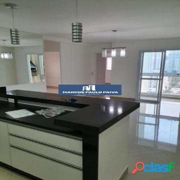 Apartamento em guarulhos no bela vista 82 m² 3 dorms 1 suite 2 vagas em jd terezopolis