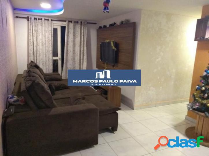 Apartamento em guarulhos no villa di capri 65 mts 2 dorm 1 vaga na vila galvão