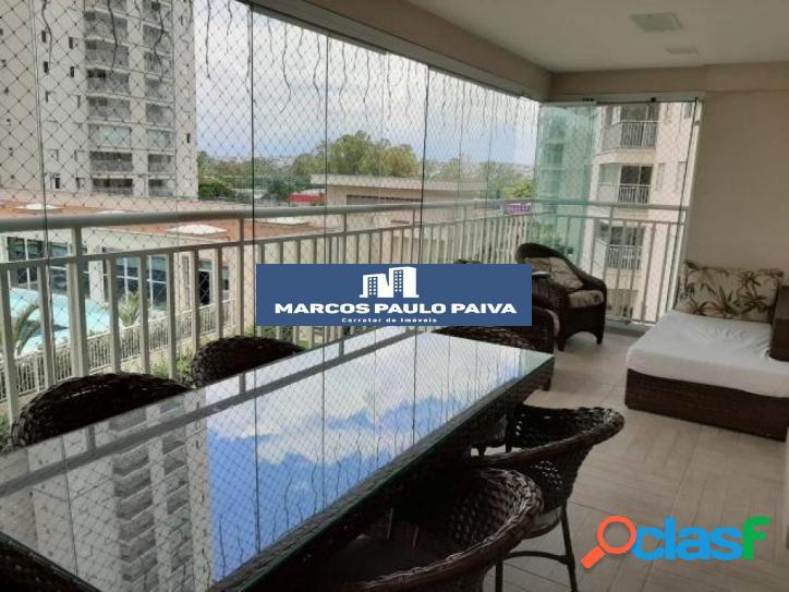Apartamento em guarulhos supera com 110 mts 3 dorm 3 suites 2 vagas na vila augusta