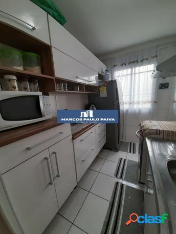 Apartamento em guarulhos no vila rio de janeiro com 50 m² 2 dorms 1 vaga