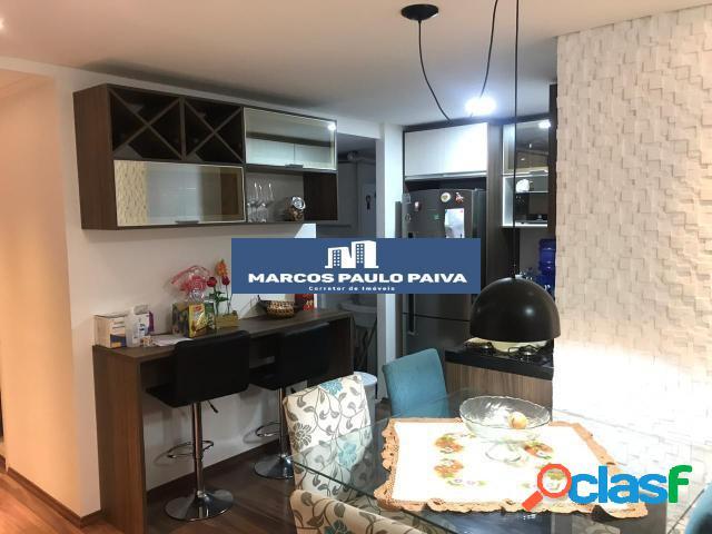 Apartamento guarulhos fatto passion 65 m² 3 dorms 1 suite 1 vaga vl augusta