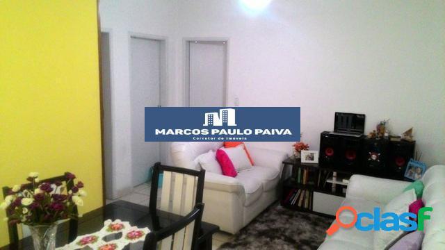 Apartamento no vitória i com 53 m² 2 dorms 1 vaga pq renato maia guarulhos