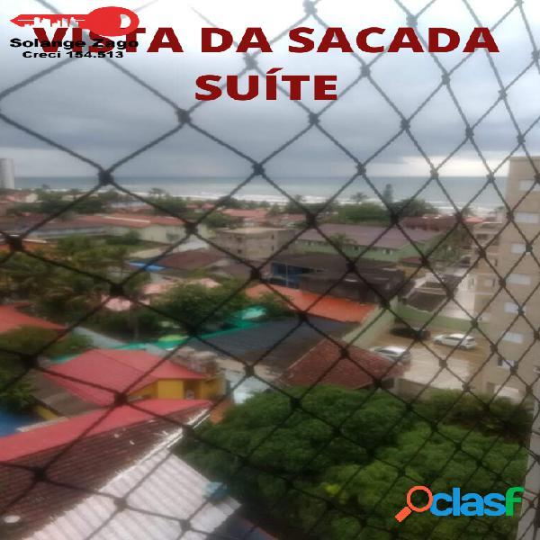 Apto. a venda em mongaguá - vila atlântica, 66 mts, 2 dorms.,sendo 1 suíte.