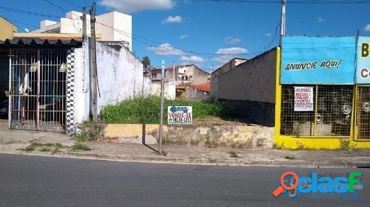Terreno vila santana – sorocaba