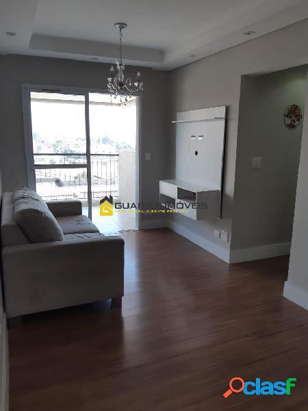Apartamento à venda com 3 quartos (1) suite, 2 vagas - centro sbc
