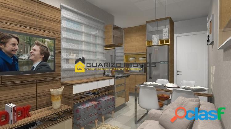 Cobertura à venda 2 quartos, 74 m² sem condomínio - jd. alvorada sa