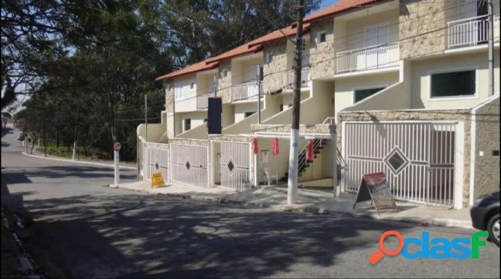Sobrado Frontal - 3 Dormitórios - JD Nossa Senhora do Carmo 1