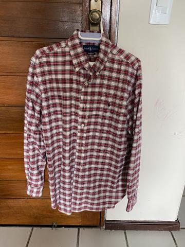 3 belas camisas polo rauph lauren g