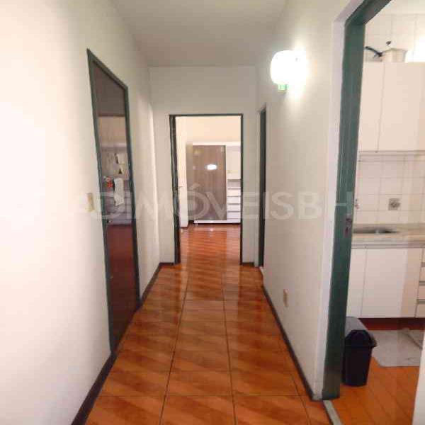 Apartamento, floresta, 1 quarto