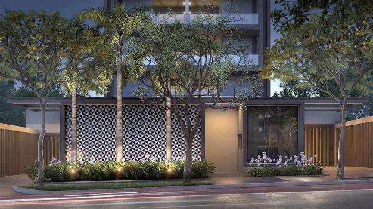 Apartamento a venda com 69m², 2 quartos, andar alto, bairro