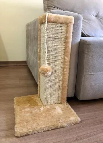 Arranhador de gato canto de sofa