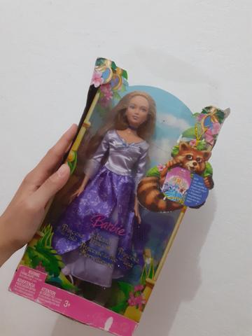 Boneca barbie (princesa da ilha)