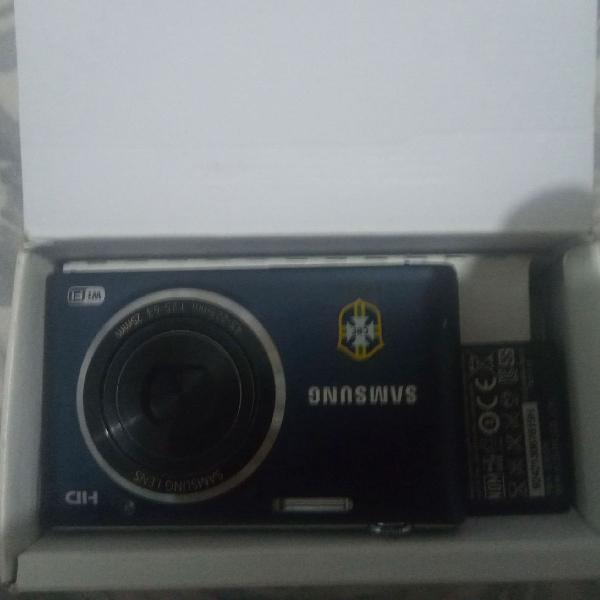 Câmera digital samsung wi fi 8 g memory 16 megapixels