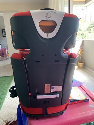 Cadeira auto chicco - oasys 2-3 fix-plus-15-36 kg