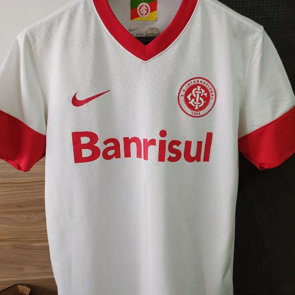 Camiseta internacional inter branca nike