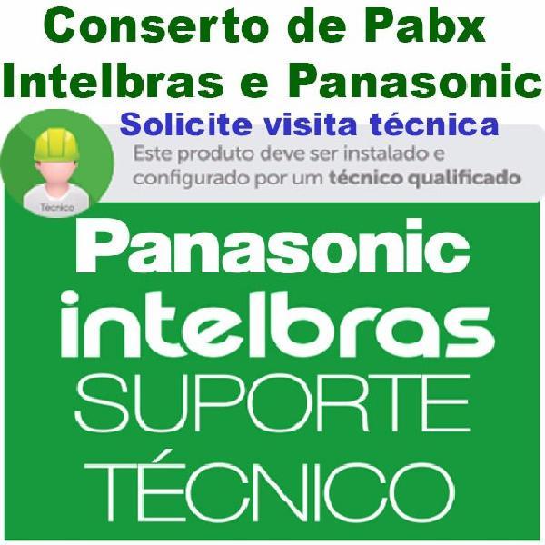 Conserto de pabx & interfones em osasco
