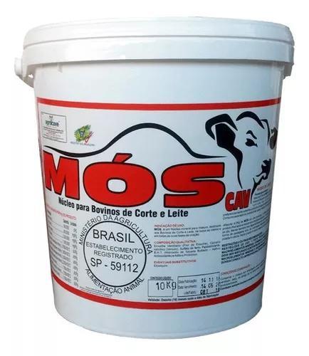 Elimine moscas,carrapatos e bernes p/ bovinos 5kg moscav