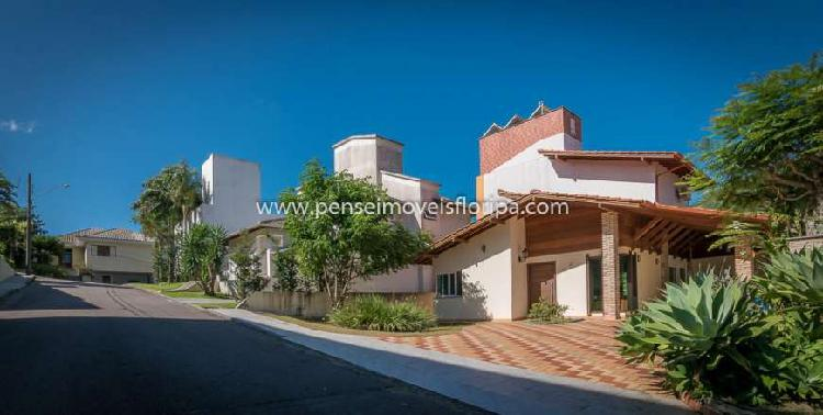 Florianópolis - casa de condomínio - santo antônio de