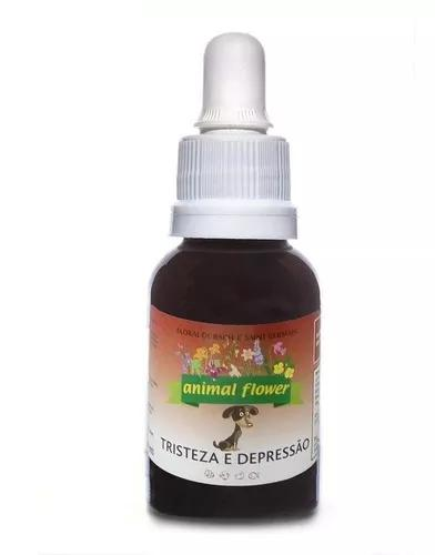 Floral gotas tristeza e depressão animal flower 100ml