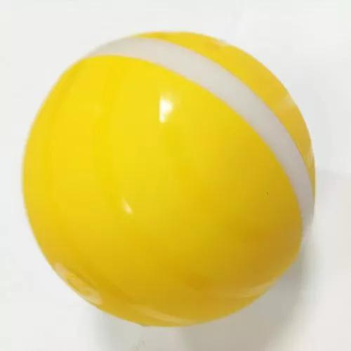 Inteligente interativo pet ball led auto rolando flash bola