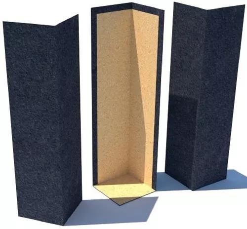 Kit 4 arranhador para gatos protetor sofá e cama 60 cm