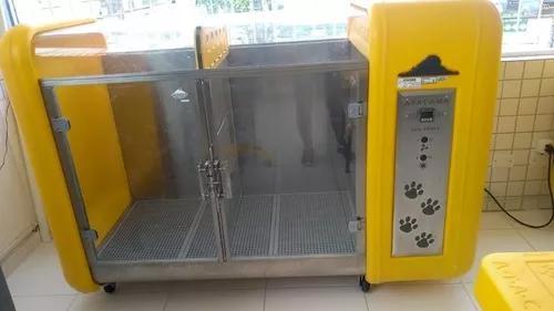 Máquina de secar animais duo force