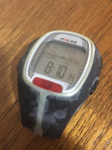 Polar rs300x, relógio monitor cardíaco